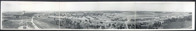 Fort Benning Aerial