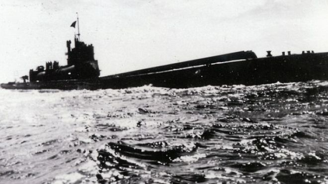 "The I-400 was one of the ""Sen-Toku"" class submarines, which were the largest submarines ever built until nuclear-powered subs were invented. It could travel one and a half times around the world without refueling."
