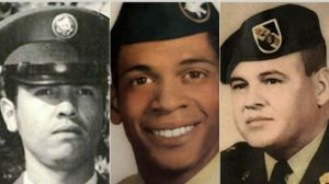 nly three of the Medal of Honor winners being awarded today, all veterans of the Vietnam War, are alive. From left: Spc. Santiago Erevia, Staff Sgt. Melvin Morris and Sgt. 1st Class Jose Rodela. ((All photos courtesy U.S. Army)