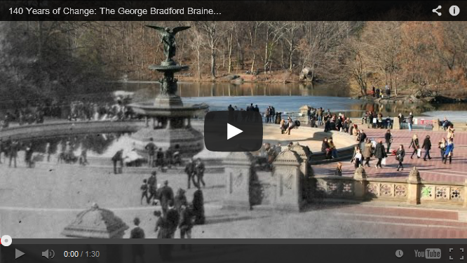 The George Bradford Brainerd Project Created by Jordan Liles